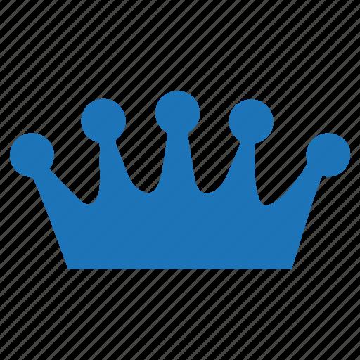 crown, premium, victory icon