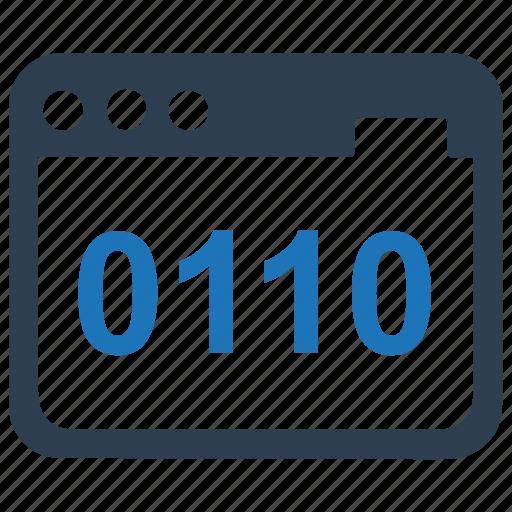 coding, html, web development icon