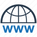 domain, domain registration, website icon