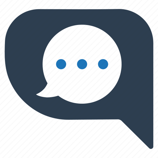 chat, conversation, speech bubbles icon