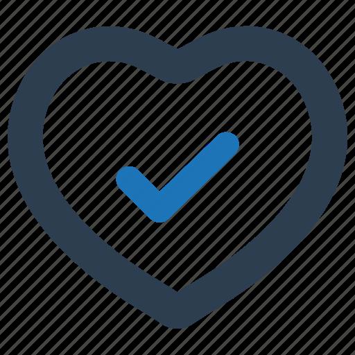 bookmark, favourite, like, love icon