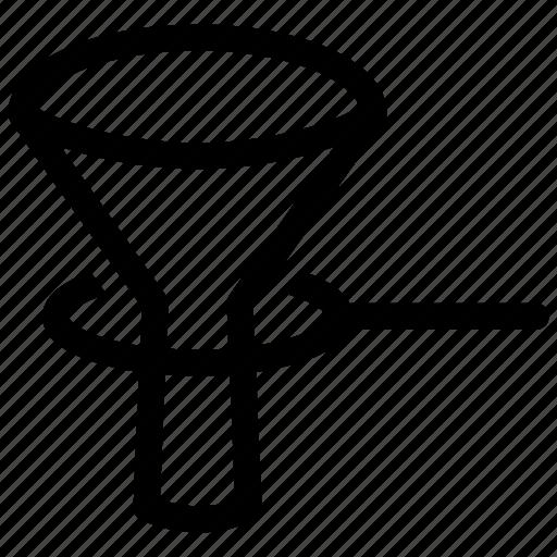 Filter, funnel, sort icon - Download on Iconfinder