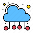 cloud, computing, network