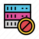 ban, block, database, mainframe, storage
