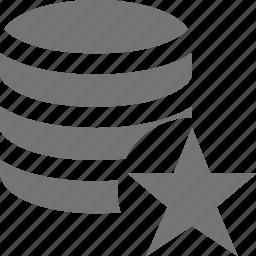 favorite, server, star icon