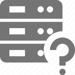 help, question, server icon