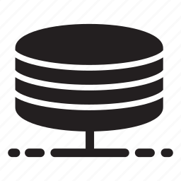 network, server, sharing, technology icon