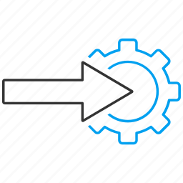 cog, cogwheel, engine, gear, integration, plugin, wheel icon