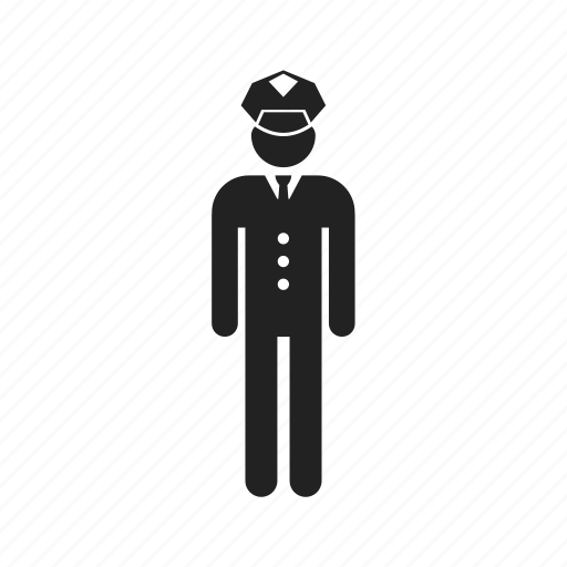 colonel, constable, crime, guard, male, man, officer, people, police, policeman, user icon