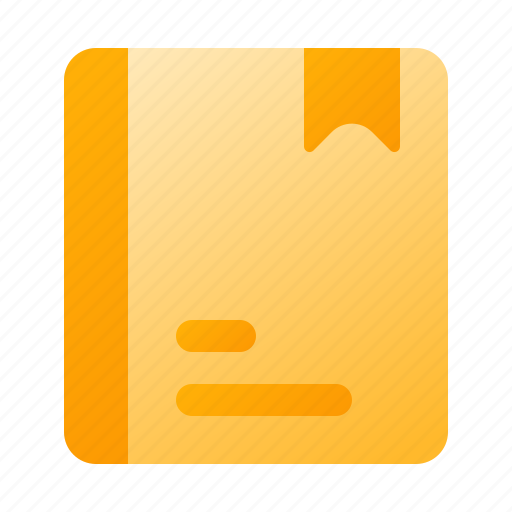 Book, education, library, school, science icon - Download on Iconfinder