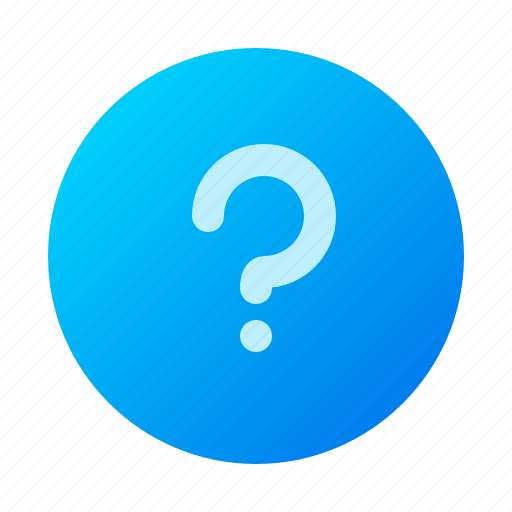 question, reference icon