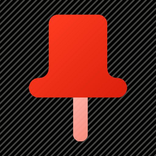 Affix, pin, tin-tack icon - Download on Iconfinder