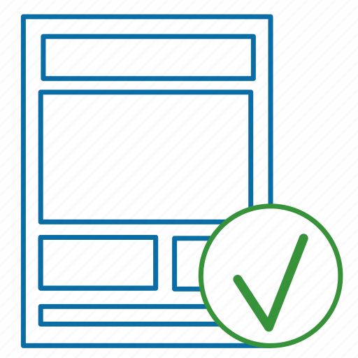 document, extension, file, norm, regulations, standard icon