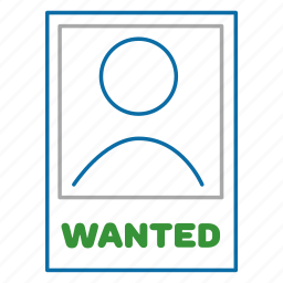 employee, requirements, search employees, vacancy, wanted icon