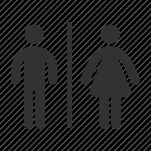 Hotel service, restroom, toilet, wc icon - Download on Iconfinder