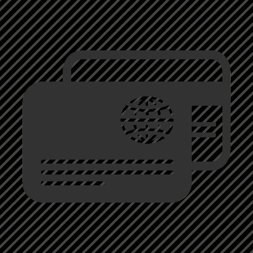 Cash, credit card, money icon - Download on Iconfinder