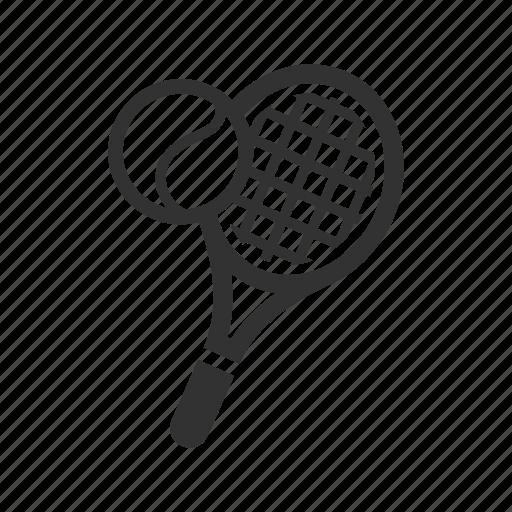 ball, hotel service, sport, tennis icon
