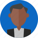avatar, interface, man, person, profile, user, web