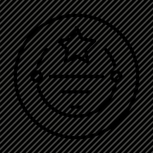 Award, badge, banner, honor, medal, star, trophy icon - Download on Iconfinder