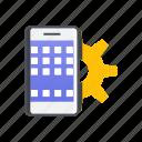 app, application, development, iphone, mobile, programming icon
