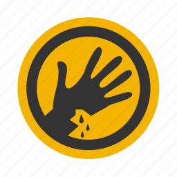 finger, fingers, halloween, hand, horror, scary icon