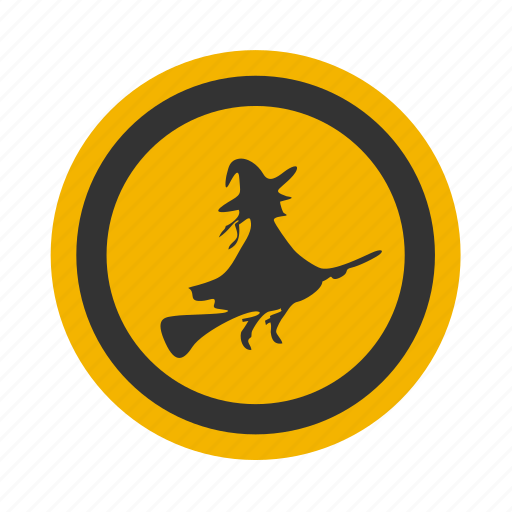 celebration, festive, halloween, holiday, night, october, witch icon