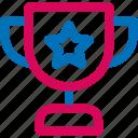 trophy, achievement, award, victory, winner