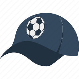 baseball, cap, design, fan, football, soccer icon
