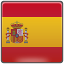 country, flag, national, spain icon