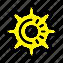 cog, gear, idea, setting icon