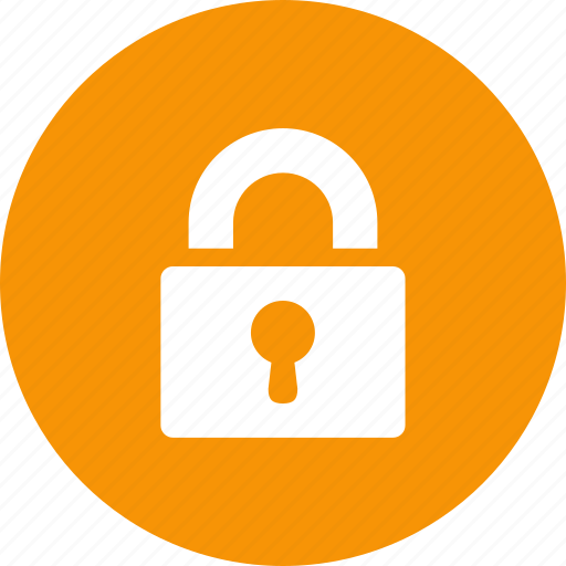 lock, padlock, protected, safe, secure, security icon