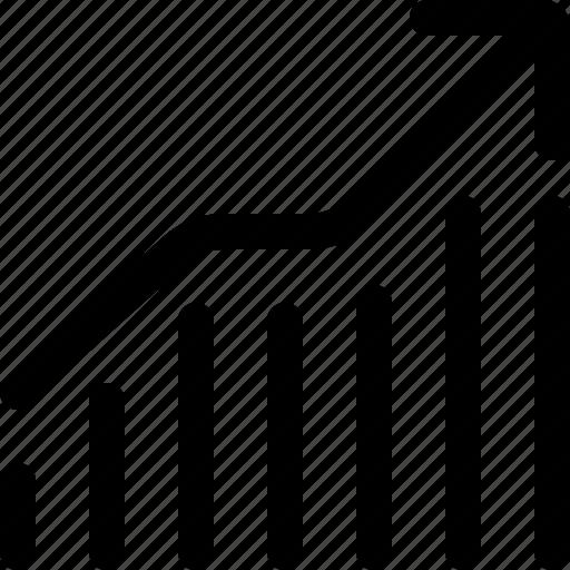 analytics, bars, data, graph, graphic, graphics, info icon
