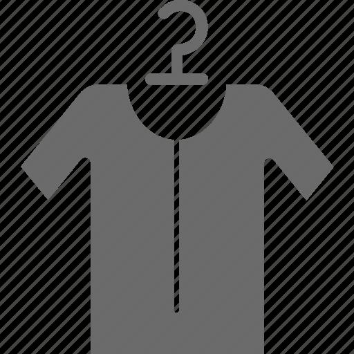 clothes, dress, hanger, shirt, wardrobe icon