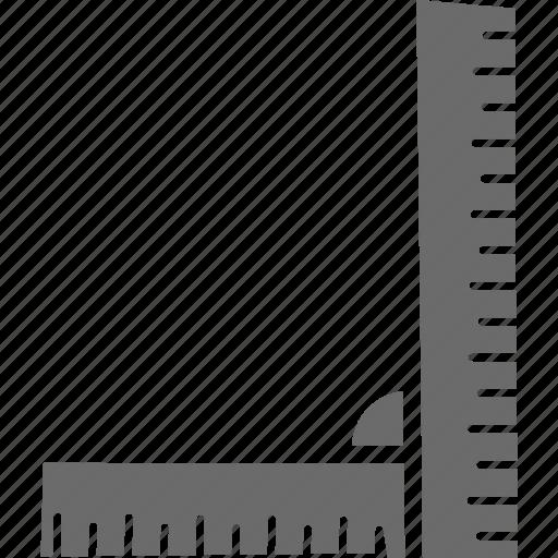 angle, design, editor, graphic, ruler icon