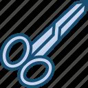 coupon, cutting, equipment, scissor, sewing, tool, utensil icon
