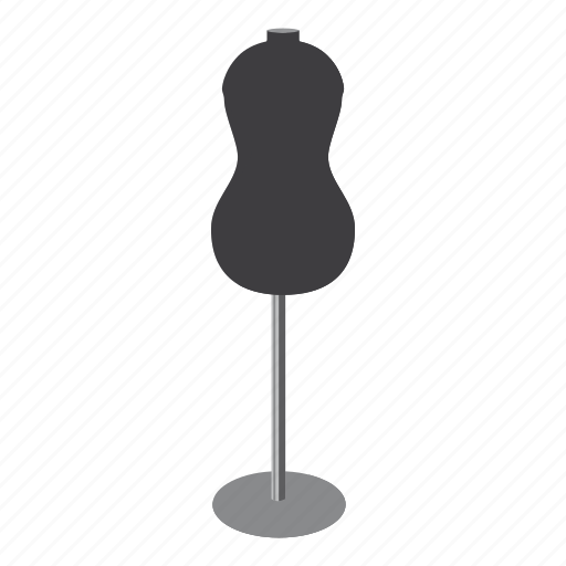 cartoon, cloth, clothing, form, mannequin, model, tissue icon