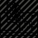velcro, hook, fastener, loop, tape, zip, texture icon