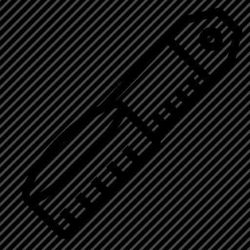 design, length, measure, tape, tools icon