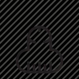 dead, little, penis icon