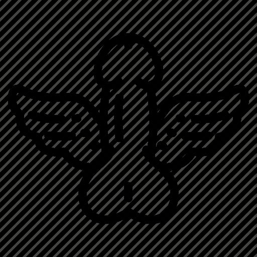 dick, dildo, fly, metamorphosis, penis, phalos, sex icon