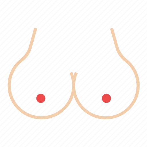 boob, boobs, breast, nipples, nude, porn, sex icon