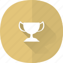 award, best, long, prize, shadow, win, winner icon