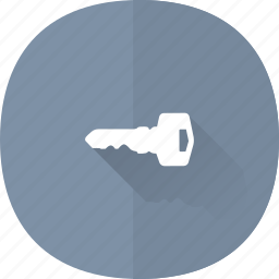 key, lock, locked, login, open, password, secure, security, shadow, unlock icon