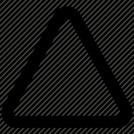 Triangle, piramid, icon icon - Download on Iconfinder