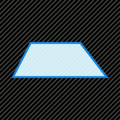 flat, geometry, shape, shapes icon