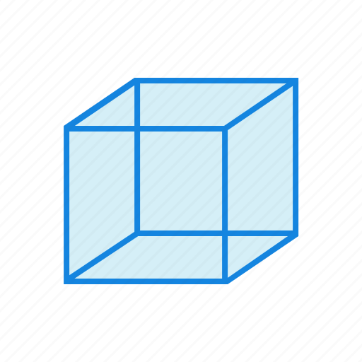 box, cube, geometry, shape, shapes, square icon