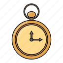 holmes, hour, sherlock, time, watch icon icon