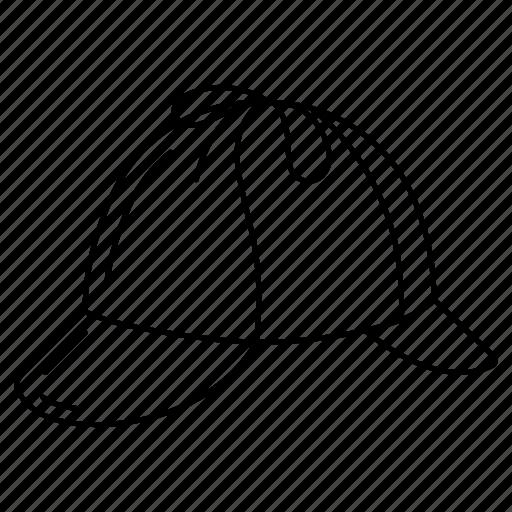 detective, hat, holmes, sherlock icon