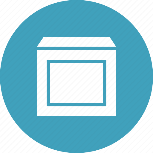 box, crate, delivery, package, shipment, shipping icon