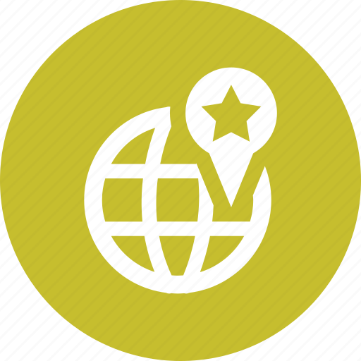international, package, route, shipping, track, tracker icon
